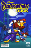 Cover for Darkwing Duck (Boom! Studios, 2010 series) #4 [Cover B]