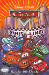 Cover for Cars: Route 66 Dash (Boom! Studios, 2010 series) #[nn]