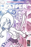 Cover Thumbnail for Casper and the Spectrals (2009 series) #1 [Sketch Cover 1:25]