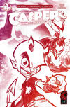Cover Thumbnail for Casper and the Spectrals (2009 series) #1 [Sketch Cover 1:50]