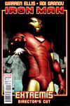 Cover for Iron Man: Extremis Director's Cut (Marvel, 2010 series) #2