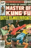 Cover for Master of Kung Fu (Marvel, 1974 series) #76 [British]