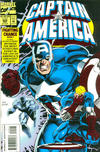 Cover for Captain America (Marvel, 1968 series) #425 [Foil Embossed Direct Edition]