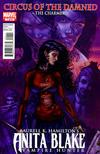 Cover for Anita Blake (Marvel, 2010 series) #1