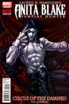 Cover for Anita Blake (Marvel, 2010 series) #2