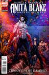 Cover for Anita Blake (Marvel, 2010 series) #4
