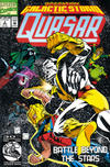Cover Thumbnail for Quasar (1989 series) #33 (2) [Newsstand Edition]