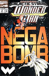 Cover for Wonder Man (Marvel, 1991 series) #9 [Direct]