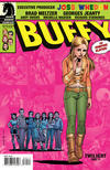 Cover for Buffy the Vampire Slayer Season Eight (Dark Horse, 2007 series) #35 [Alternate Cover - Georges Jeanty]
