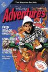 Cover for Disney Adventures (Disney, 1990 series) #v1#2