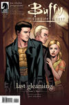 Cover for Buffy the Vampire Slayer Season Eight (Dark Horse, 2007 series) #36 [Alternate Cover - Georges Jeanty, Dexter Vines, & Michelle Madsen]
