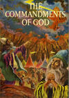 Cover for The Commandments of God (Catechetical Guild Educational Society, 1958 series) #300