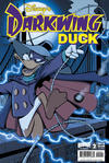 Cover for Darkwing Duck (Boom! Studios, 2010 series) #2 [Second Printing]