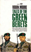 Cover for Tales of the Green Berets (New American Library, 1966 series)