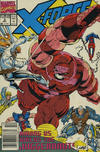 Cover for X-Force (Marvel, 1991 series) #3 [Newsstand]
