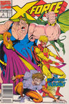 Cover for X-Force (Marvel, 1991 series) #5 [Newsstand]