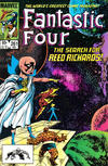 Cover for Fantastic Four (Marvel, 1961 series) #261 [Direct]