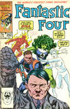 Cover for Fantastic Four (Marvel, 1961 series) #292 [Direct Edition]