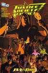 Cover for Justice Society of America (Panini Deutschland, 2007 series) #7 - JSA vs. Kobra