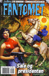 Cover for Fantomet (Hjemmet / Egmont, 1998 series) #20/2010
