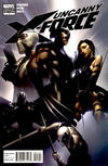 Cover Thumbnail for Uncanny X-Force (2010 series) #1 [Crain Variant]