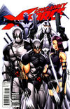 Cover Thumbnail for Uncanny X-Force (2010 series) #1 [Liefeld Variant]