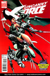 Cover Thumbnail for Uncanny X-Force (2010 series) #1 [Midtown Comics NYCC Exclusive Variant]