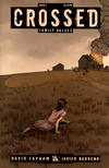 Cover for Crossed Family Values (Avatar Press, 2010 series) #4 [Regular Cover - Jacen Burrows]