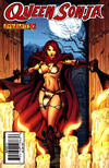 Cover for Queen Sonja (Dynamite Entertainment, 2009 series) #10 [Jackson Herbert Cover]