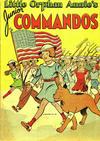 Cover for Little Orphan Annie's Junior Commandos (David McKay, 1947 series) #[nn]