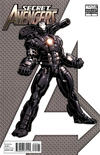 Cover Thumbnail for Secret Avengers (2010 series) #5 [Deodato Variant]