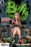 Cover Thumbnail for Buffy the Vampire Slayer Season Eight (2007 series) #37 [Alternate Cover - Georges Jeanty, Dexter Vines, & Michelle Madsen]