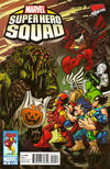 Cover for Marvel Super Hero Squad (Marvel, 2010 series) #10