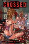 Cover for Crossed Family Values (Avatar Press, 2010 series) #3 [Torture Cover - Juan Jose Ryp]