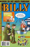 Cover for Billy (Hjemmet / Egmont, 1998 series) #18/2010