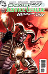 Cover for Justice League: Generation Lost (DC, 2010 series) #9 [Cover B]