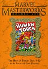 Cover for Marvel Masterworks: Golden Age Human Torch (Marvel, 2005 series) #3 (142) [Limited Variant Edition]