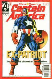 Cover Thumbnail for Captain America (Marvel, 1968 series) #450 [Variant Cover]