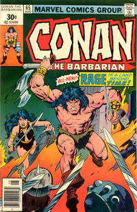 Cover Thumbnail for Conan the Barbarian (Marvel, 1970 series) #65 [30¢ Price Variant]