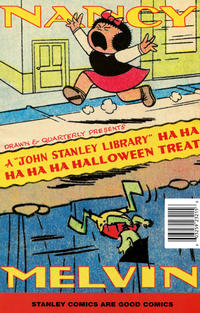 Cover Thumbnail for A John Stanley Library Ha Ha Ha Ha Ha  Halloween Treat (Drawn & Quarterly, 2010 series)