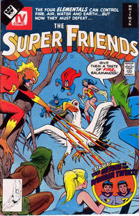 Cover Thumbnail for Super Friends (DC, 1976 series) #14 [Whitman cover]
