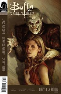Cover Thumbnail for Buffy the Vampire Slayer Season Eight (Dark Horse, 2007 series) #37