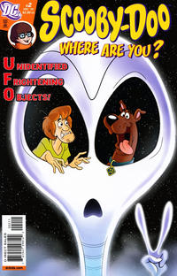Cover Thumbnail for Scooby-Doo, Where Are You? (DC, 2010 series) #2 [Direct Sales]