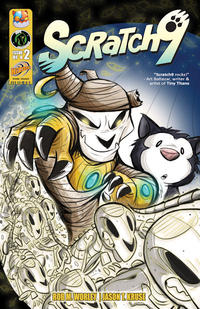 Cover Thumbnail for Scratch9 (Ape Entertainment, 2010 series) #2
