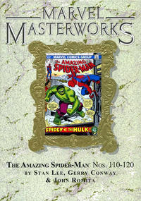 Cover Thumbnail for Marvel Masterworks: The Amazing Spider-Man (Marvel, 2003 series) #12 (145) [Limited Variant Edition]