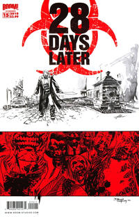 Cover Thumbnail for 28 Days Later (Boom! Studios, 2009 series) #15