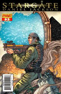 Cover Thumbnail for Stargate: Daniel Jackson (Dynamite Entertainment, 2010 series) #3