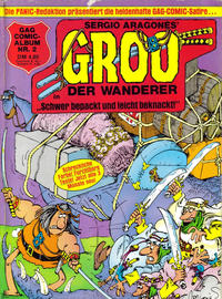 Cover Thumbnail for Groo der Wanderer (Condor, 1984 series) #2
