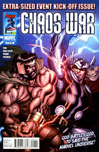Cover Thumbnail for Chaos War (Marvel, 2010 series) #1