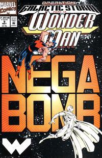 Cover Thumbnail for Wonder Man (Marvel, 1991 series) #9 [Direct]